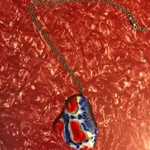 Vintage 1970' s necklace retro